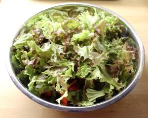 Salatklein