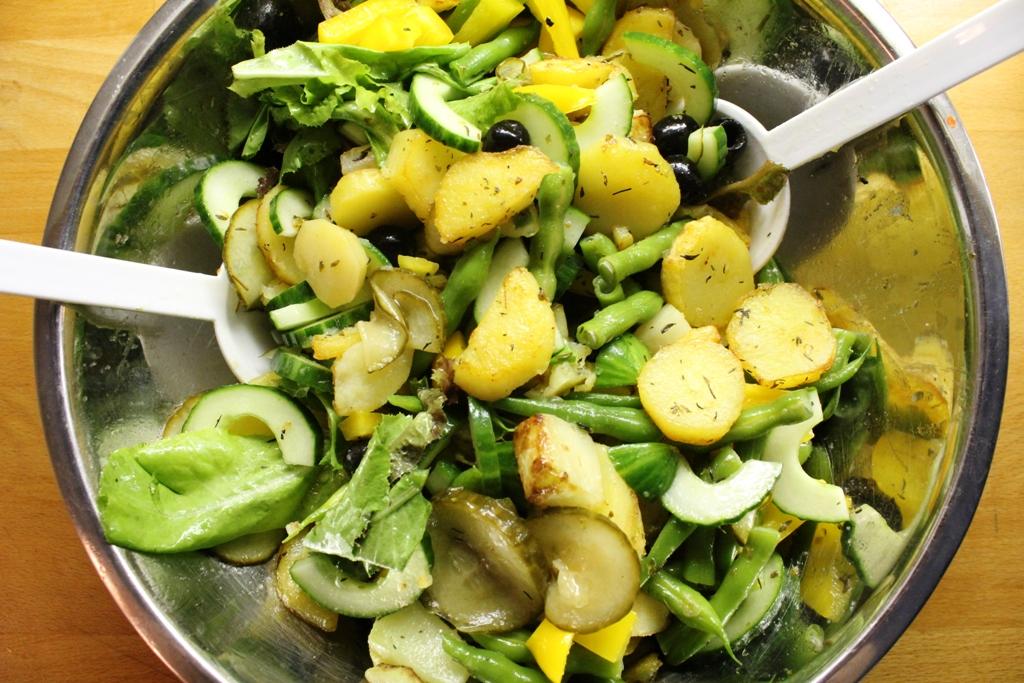 SalatBohnen